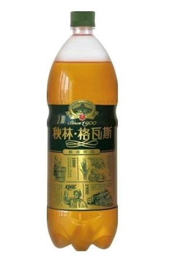 秋林格瓦斯 龙江经典饮品(图)