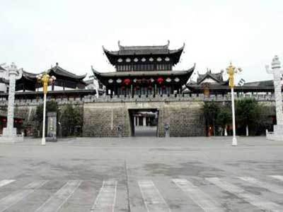 新年畅游中国四大古城品浓浓古韵(组图)图片