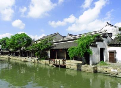 苏州 小桥流水人家(图)