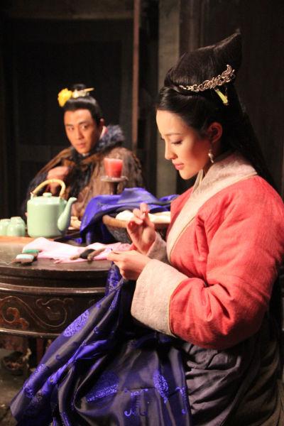 新版《水浒传》爆出潘金莲与西门庆被删减的激情戏