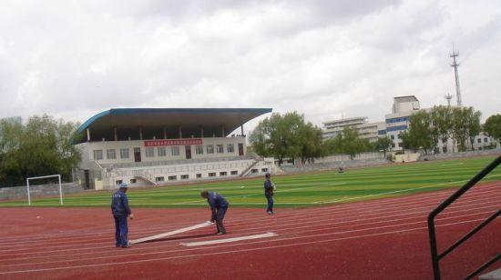 东北农业大学体育场