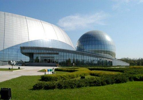 俄罗斯艺术展览馆,太阳岛艺术馆,于志学美术馆,哈尔滨冰雪艺术中心,禹