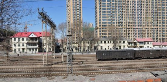 哈尔滨形态各异的火车站之呼兰站和顾乡屯站