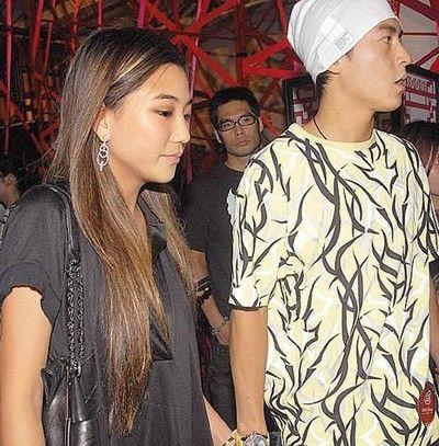 杨受成的侄女杨永晴是陈冠希唯一主动公开的女友
