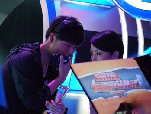 杨钰莹录制选秀节目尴尬离场