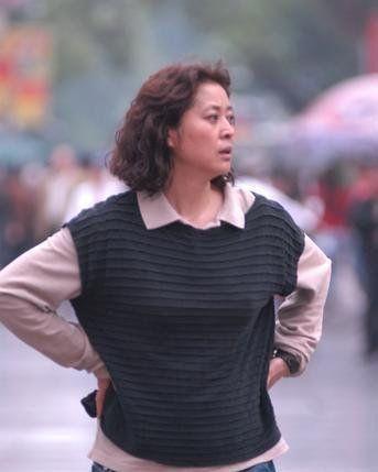 揭53岁倪萍坎坷三婚情史