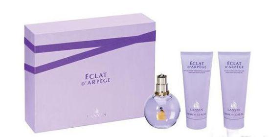 Lanvin推出Eclat d'Arpege2012母亲节套装