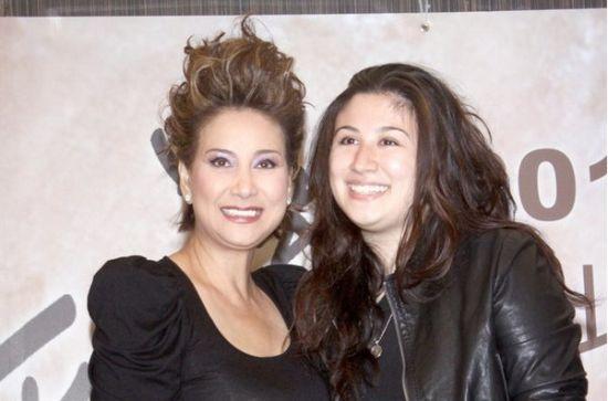 珍妮和女儿