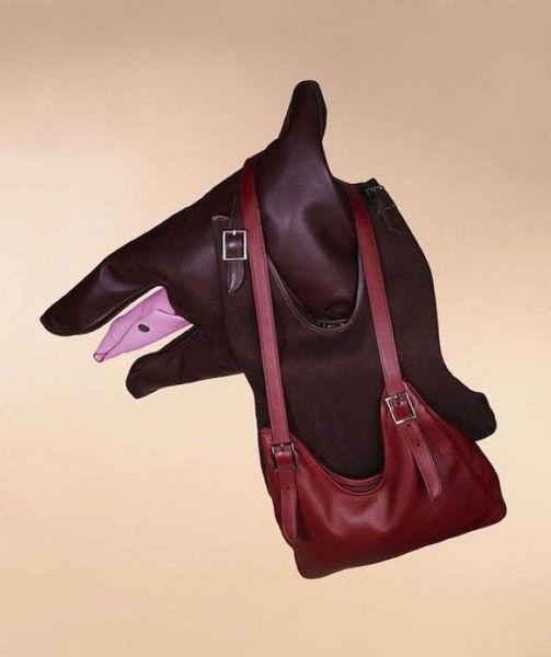 爱马仕包袋动物系列――马