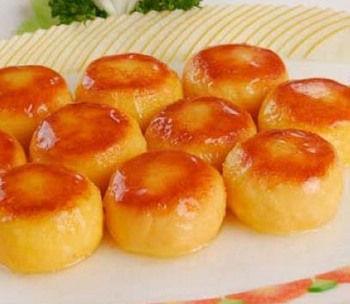 水晶莲菜饼