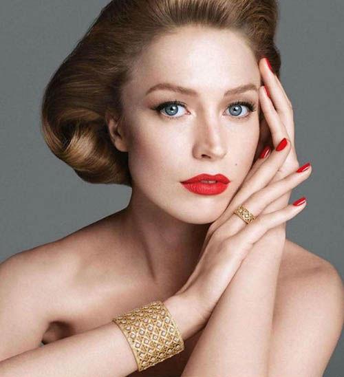 2012春夏系列My Dior 珠宝大片