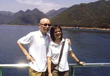 葛优和妻子