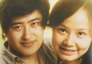 刘欢和妻子
