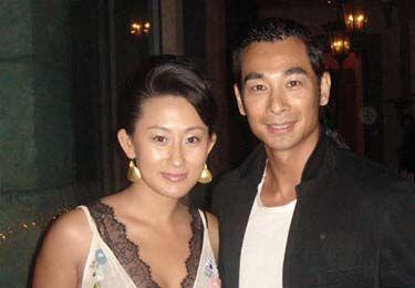 赵文卓和妻子