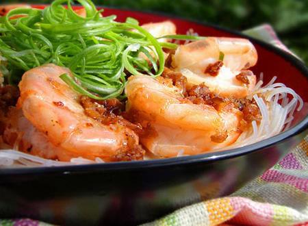 海鲜放姜蒜 肉菜加点醋