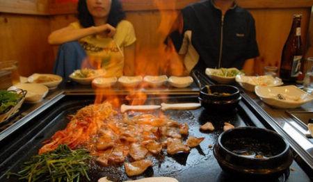 韩国人最爱吃的美食