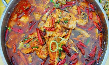川香阁水煮鱼