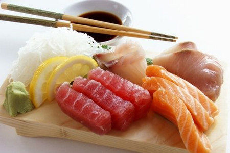 日本国菜:生鱼片