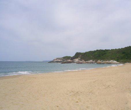 巴西圣卡塔琳娜州:Praia do Pinho