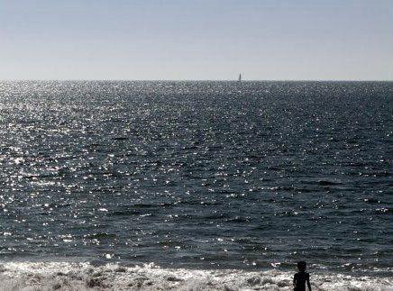 旧金山:贝克海滩