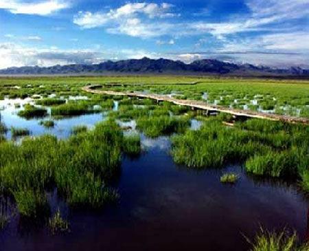 三江自然湿地保护区