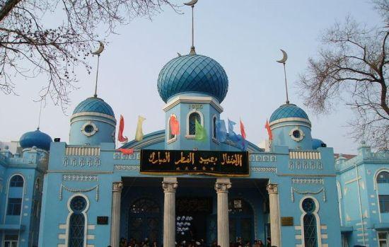 哈尔滨清真寺
