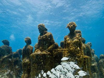 海底博物馆
