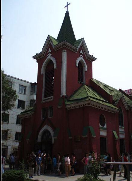 哈尔滨基督教堂