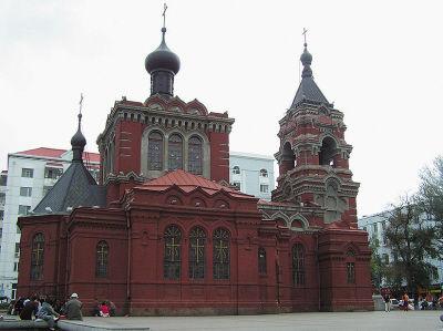 革新街天主教堂