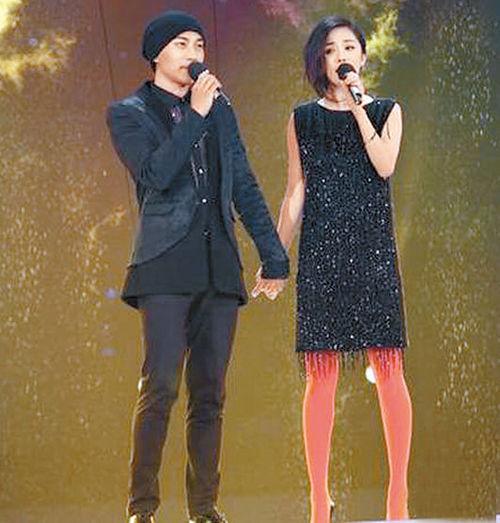 杨幂和刘恺威