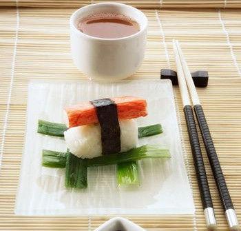选择糙米寿司