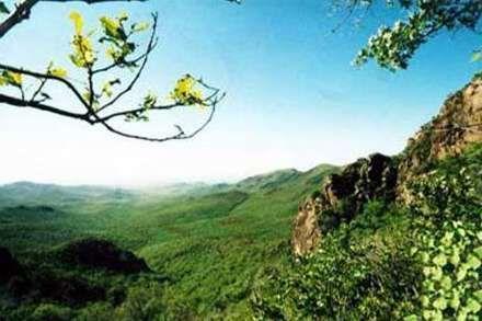 朗乡石猴山