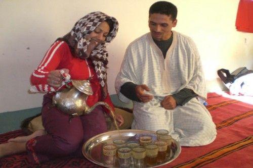 新娘与丈夫