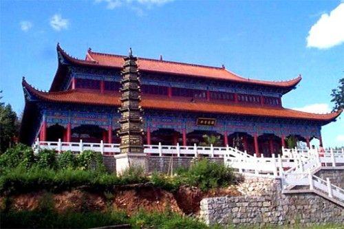 大庆衍福寺