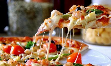 世界上最大的披萨