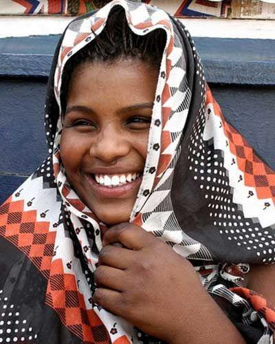 毛里塔尼亚女人