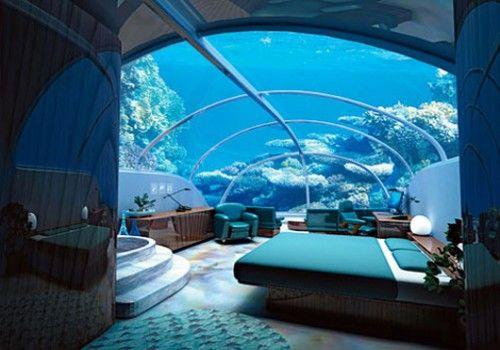 海神海中度假酒店