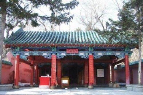 虎林关帝庙