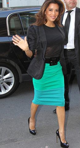 绝望主妇女星伊娃-朗格利亚(Eva Longoria)