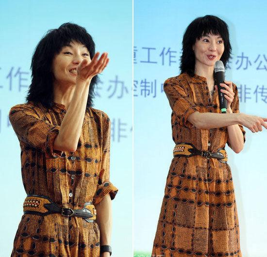 复古感格纹衬衫裙