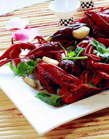 腐乳小龙虾
