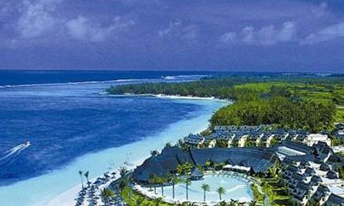 毛里求斯的酒店非常温馨安详