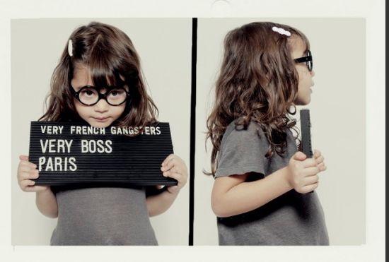 迷你版 黑帮眼镜