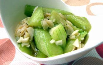 虾皮烩丝瓜