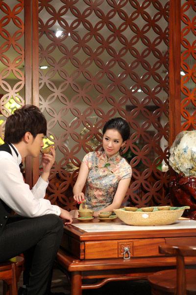 中式家居 知性美女的最爱