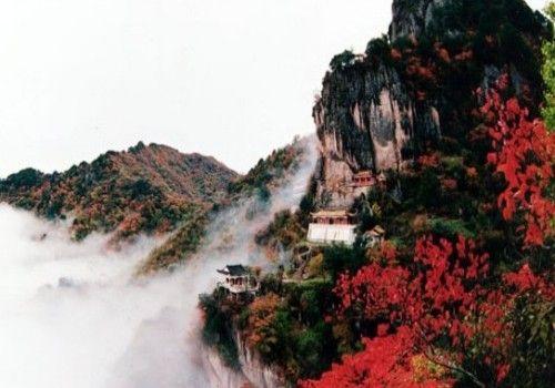 小龙山森林公园风光
