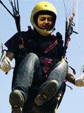 国家滑翔伞运动员训练中坠亡
