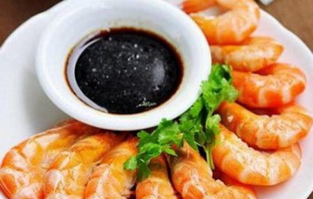 冰鲜虾不可白灼着吃