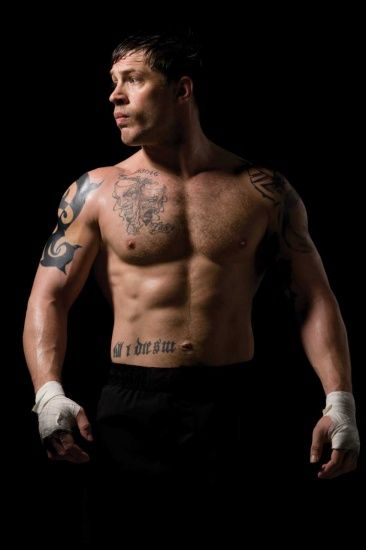 NO.14 Tom Hardy