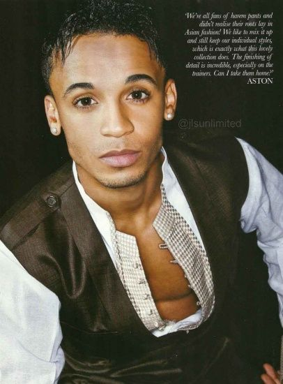 NO. 10 Aston Merrygold